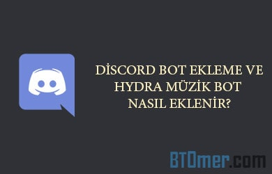 discord-hydra-music-bot-nasil-eklenir