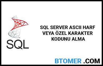 sql-server-ascii-kodu-almak